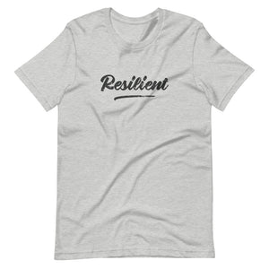 Resilient T-Shirt Athletic Grey