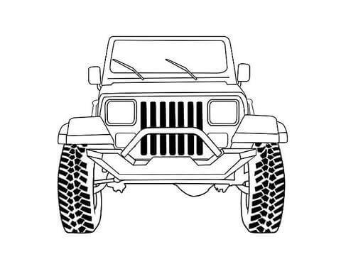 YJ Wrangler Jeep Bolts
