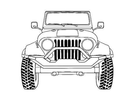 CJ Series Jeep Bolts
