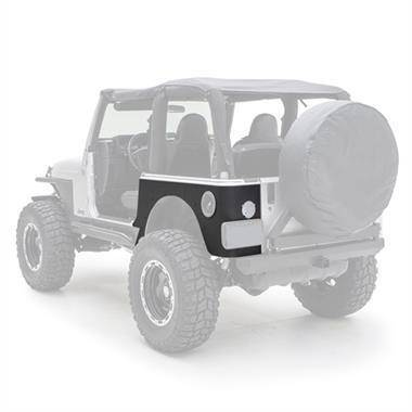 Corner Guards - Smittybilt XRC Corner Guards - 76874