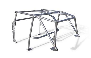 Fully Welded Roll Cage with Grab Handles - PSC14-19-010-WG