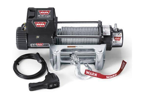 Winch - Warn 9.5XP Self-Recovery Winch - 68500