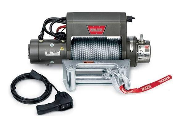 Winch - Warn XD9000i Self-Recovery 9000lb Winch - 27550