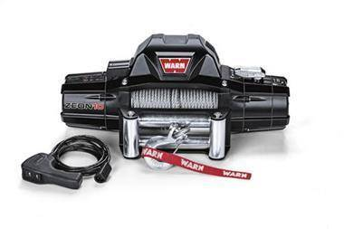 Winch - Warn ZEON 10 Recovery 10000lb Winch - 88990