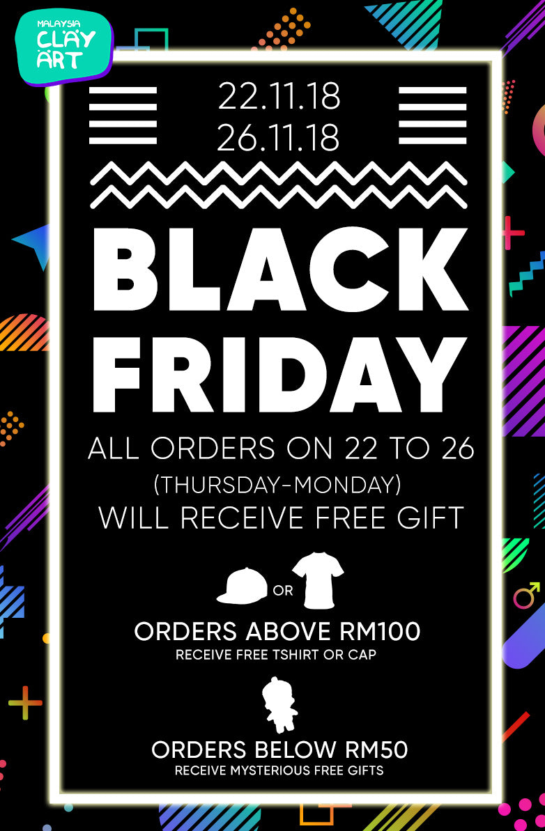 Black Friday 23.11.18