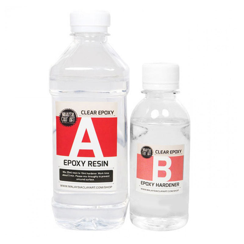 AB Epoxy Resin | Clear Resin