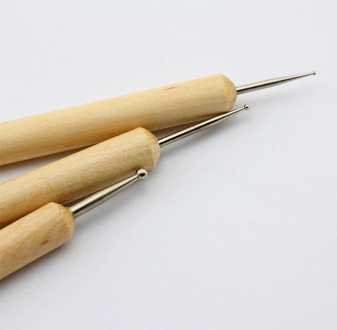 3 Pcs Embossing Stylus Tool Set