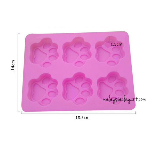 cat-paw-silicone-mold