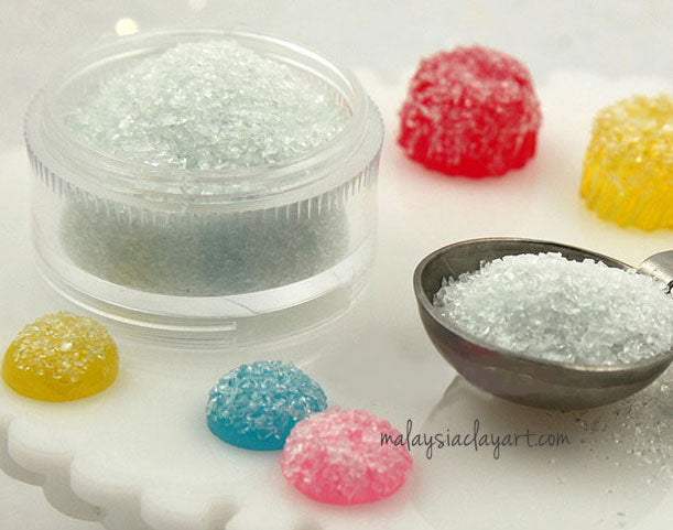Fake Sugar Sprinkle (10g) Bread Pastry Deco Dollhouse Toppings Sweets Deco