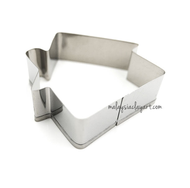 House Shaped Stainless Steel Frame Cutter