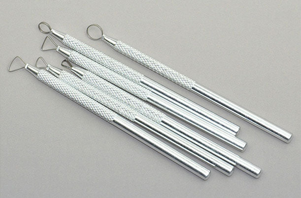 Mini Ribbon Sculpting Tool Set of 6