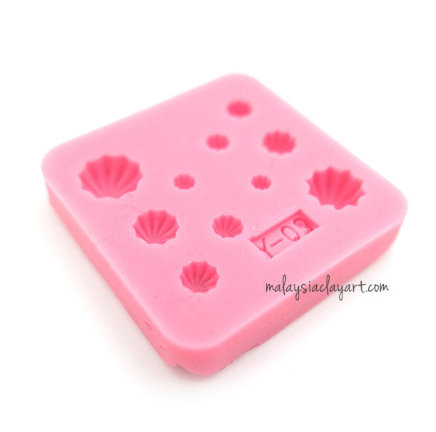 niature Small Whipped Cream Silicone Mold