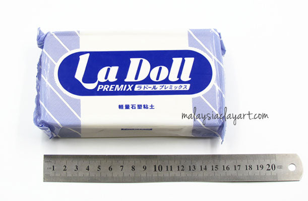 apan La Doll Premix Air Dry Clay