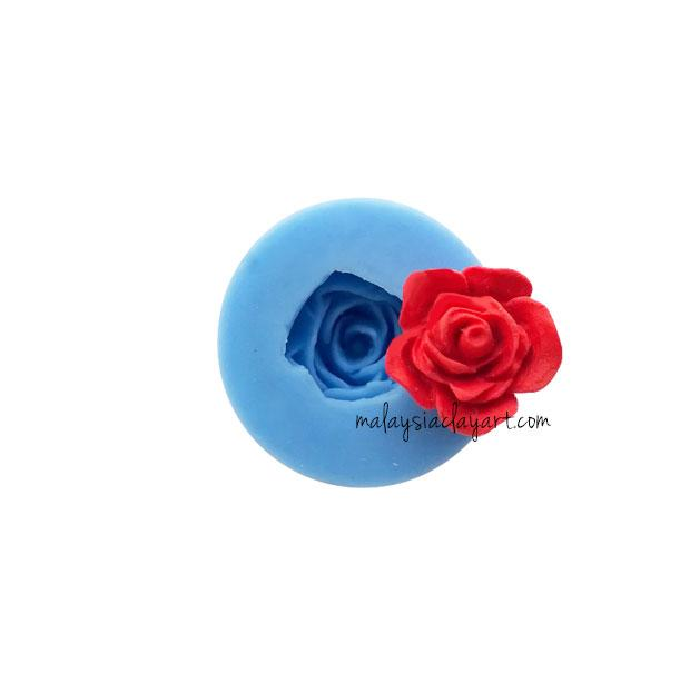 Mini Flower Silicone Mold 004
