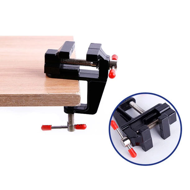 Mini Craft Hobby Clamp Bench Vice
