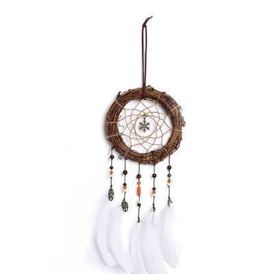 Dream Catcher Indigenous Red Indian DIY Kit