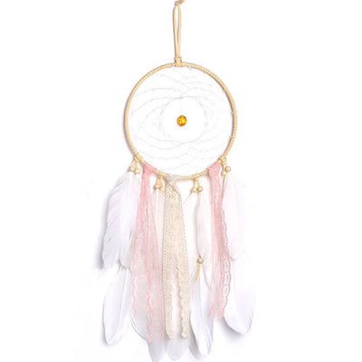 Dream Catcher Lace & Feather DIY Kit