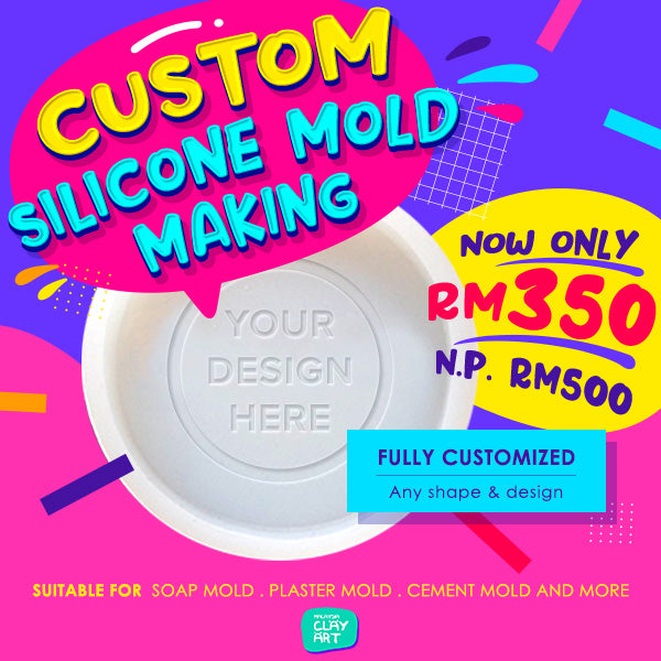 Custom Silicone Mold Making 1 Cavity (Promotion)