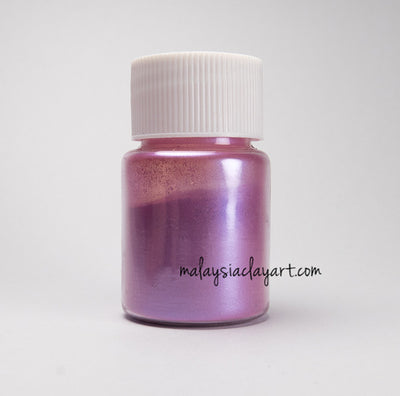 Pearl Series Powdered Pigments for Epoxy Resin, Slime or Nail