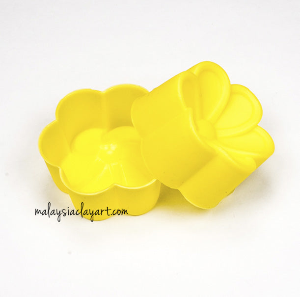 Plumeria Soap Jelly Silicone Mold