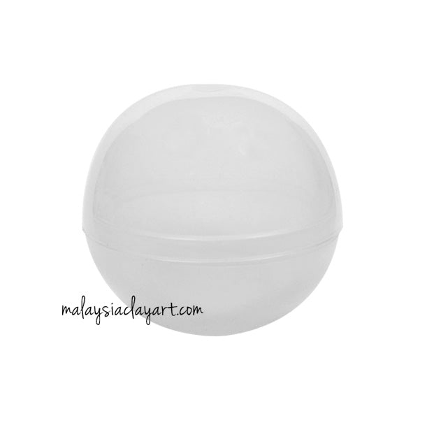 Ball Shape Sphere High Gloss Silicone Mold