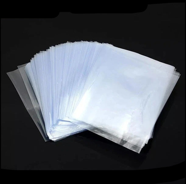Heat Shrink Wrap Bags 100Pcs