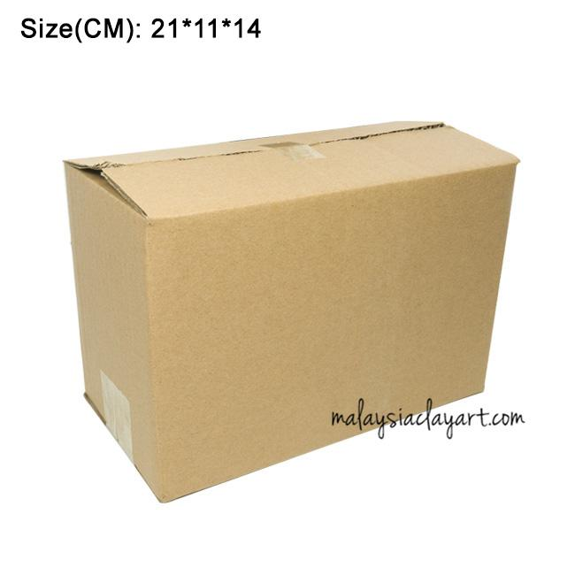 Paper box , gift box, package or storage box 21x11x14 cm