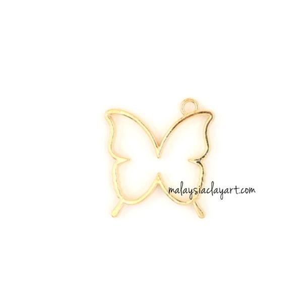 1 x DIY Butterfly Shape Setting Design Frame