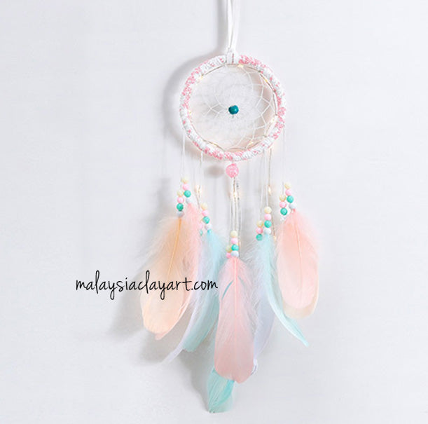 Dream Catcher The Heirs Drama Indigenous Red Indian Diy Kit