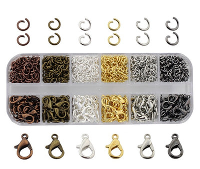 Split Ring Lobster Hook Accessories Pack