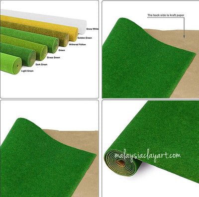 50x50cm Artificial Grass Turf DIY