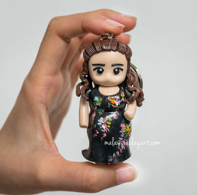 Polymer Clay Chibi Character Workshop
