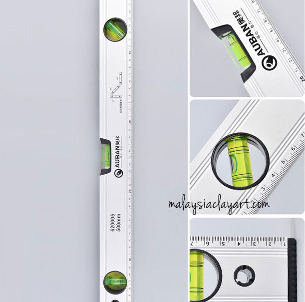 Magnetic Spirit Level Meter Ruler Measuring and Leveling