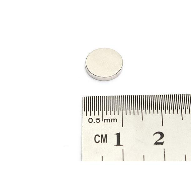 10 x Mini DIY Magnet (10mm x 1.5mm)