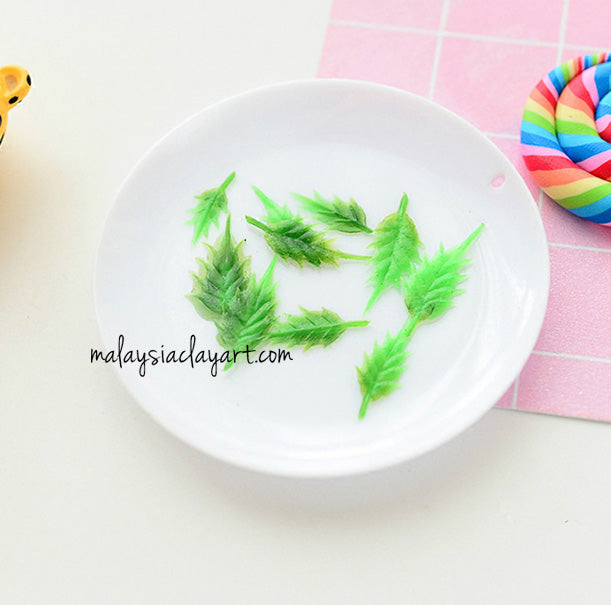 Mint Leaf food decoration topping