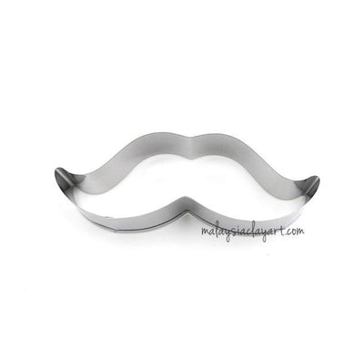 Mustache Shaped Stainless Steel Frame Cutter