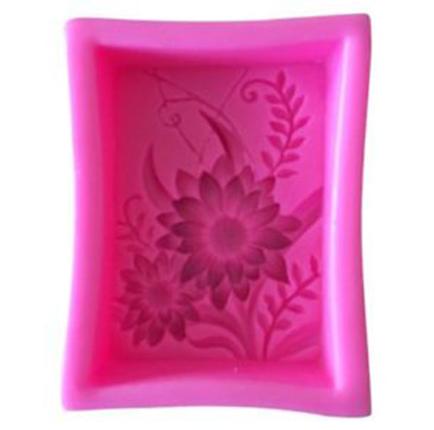 Flower Aromatherapy Silicone Mold Silicone Mold