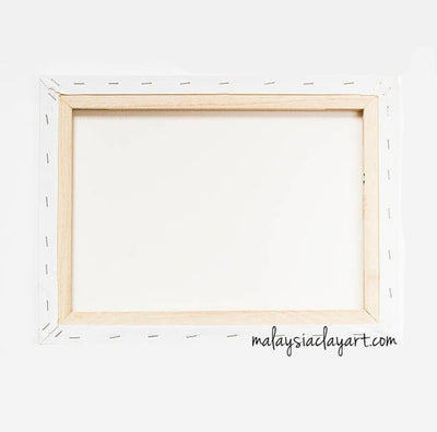 Wooden Mounted Canvas Frame