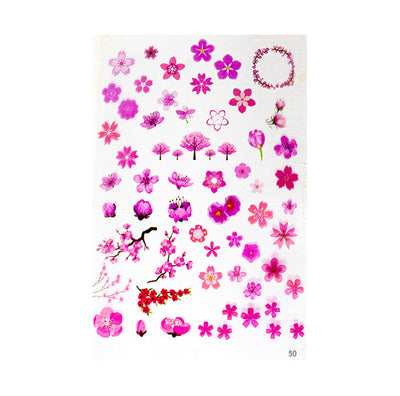 DIY Stickers for Jewelry Making Crafts, Clear Film Sticker UV resin/ Epoxy resin
