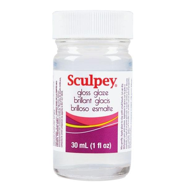 Sculpey Glaze New Formula Gloss (30ml)