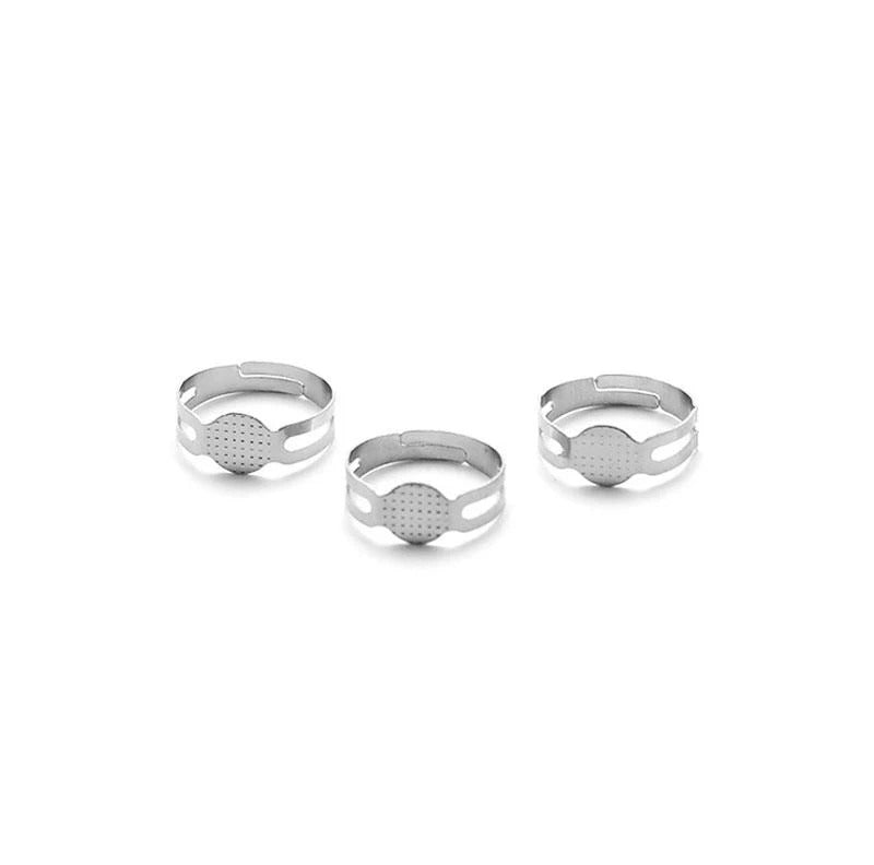 2 x Ring | Adjustable Ring Base