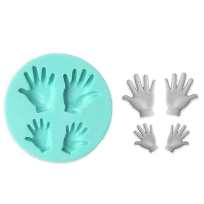 Palm Hand Silicone mold - 2 Sizes