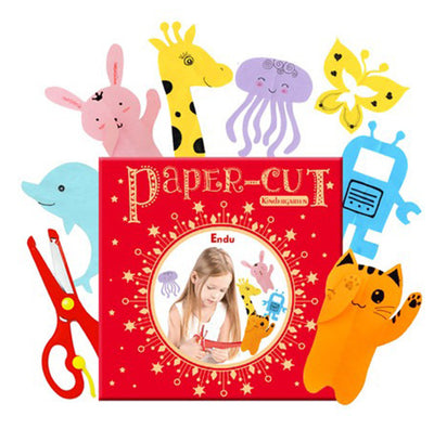 Paper Cutting Craft Kit Project Pack
