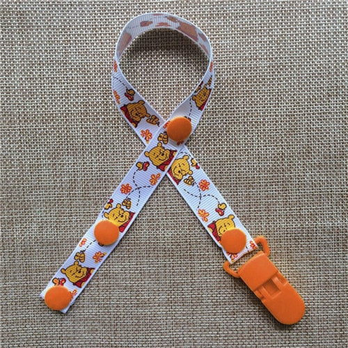 Baby Pacifier Clip on holder