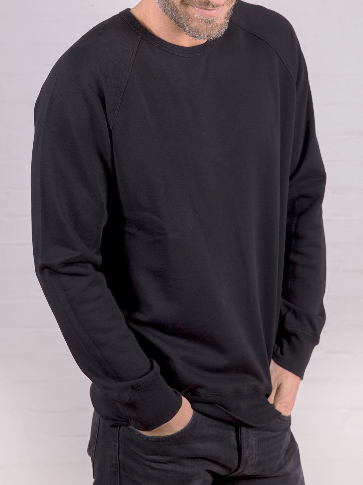 Men's Classic Sweatshirt Black