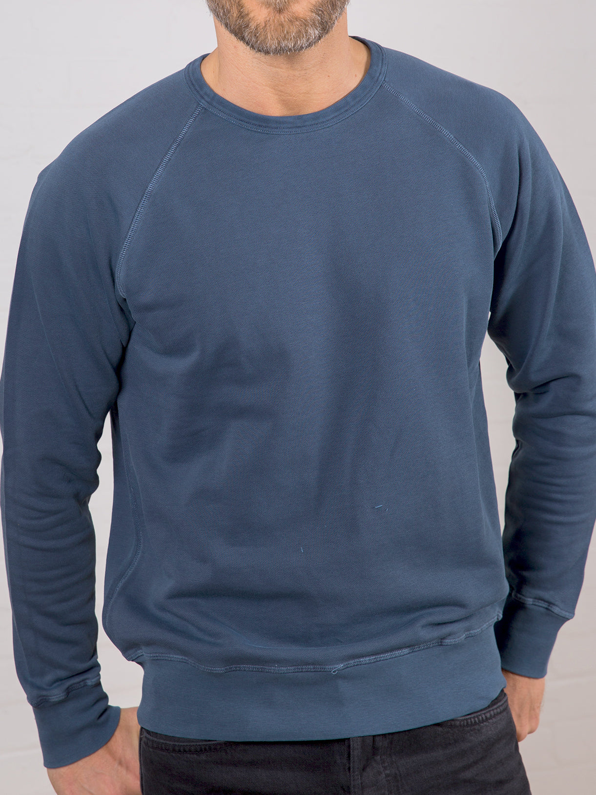Men's Classic Sweatshirt Deep Navy