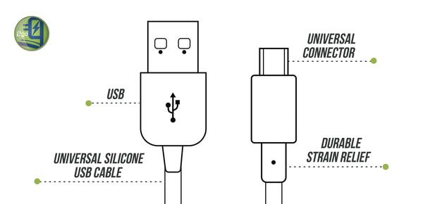 Universal USB Cable Fast Charge All Devices