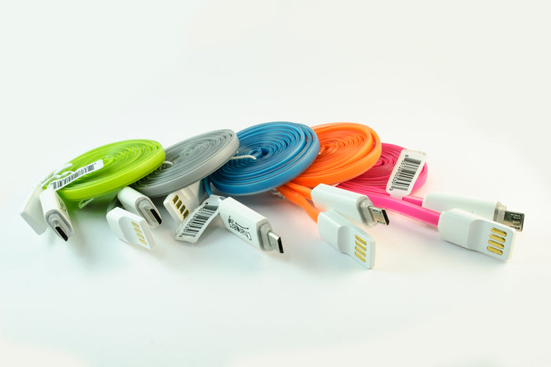 Universal 3ft Silicone Lights USB Cable