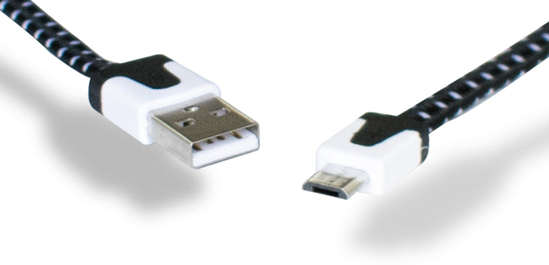 Universal Fabric USB Cable