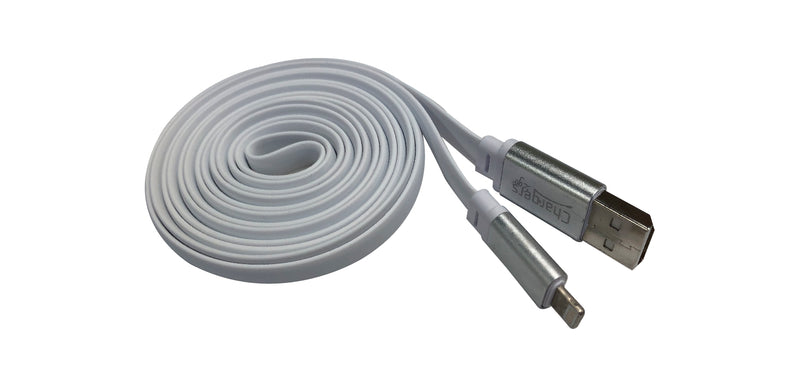 Iph 6ft Silicone USB Cable
